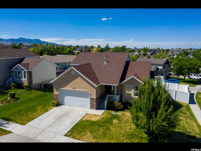 5744 W Bonica Ln S, Herriman, UT 84096 (#1617937) :: Big Key Real Estate