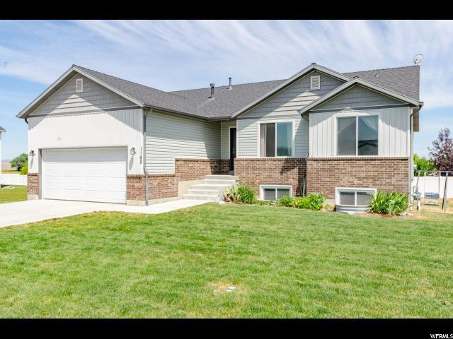 1149 W 2600 S, Nibley, UT 84321 (#1617949) :: Red Sign Team