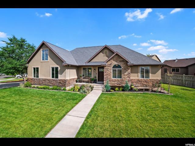 8277 Prestwick Ln, Eagle Mountain, UT 84005 (#1617950) :: Von Perry | iPro Realty Network