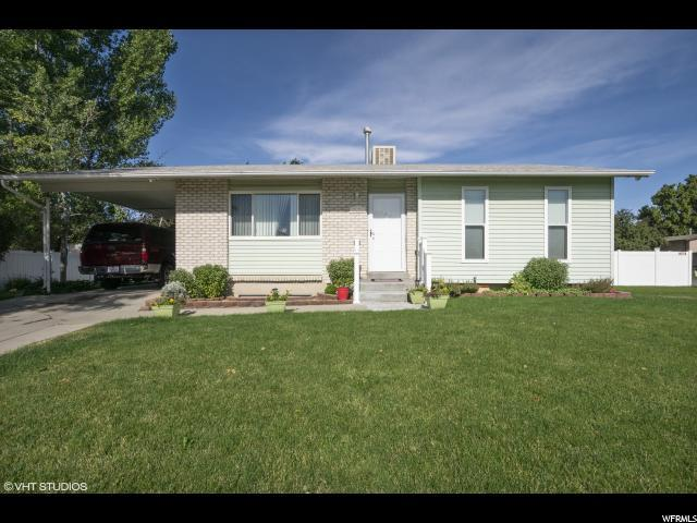 6172 S 4000 W, Taylorsville, UT 84118 (#1617956) :: Exit Realty Success