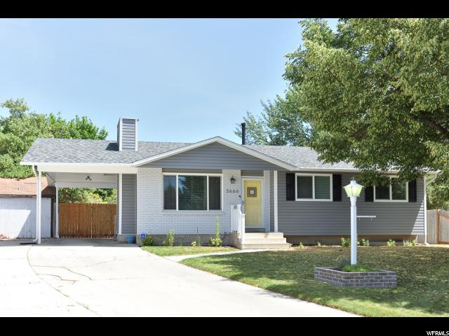 3666 W Blue Fox Cir S, Taylorsville, UT 84118 (#1617958) :: Exit Realty Success