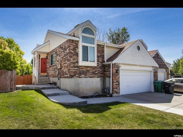 9145 S Cripple Creek Cir W, West Jordan, UT 84088 (#1617967) :: Colemere Realty Associates