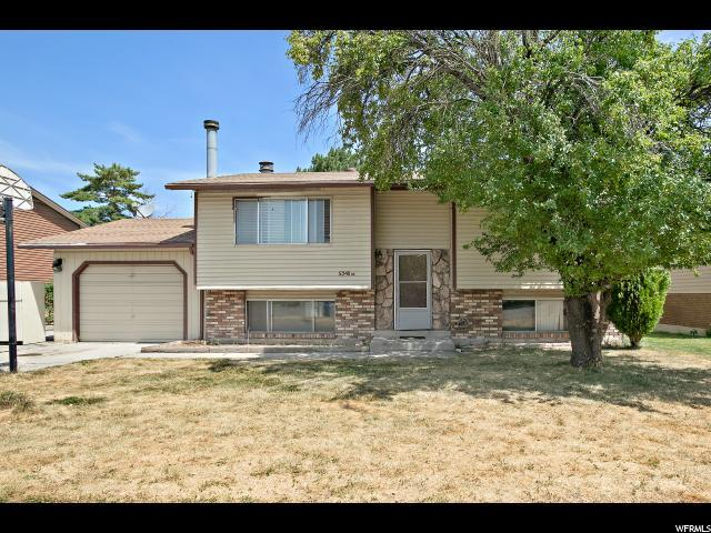 5240 W Cherrywood Ln, West Valley City, UT 84120 (#1617975) :: Big Key Real Estate