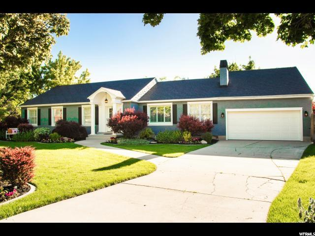 2106 E Parleys Terrace Way S, Salt Lake City, UT 84109 (#1617986) :: RE/MAX Equity
