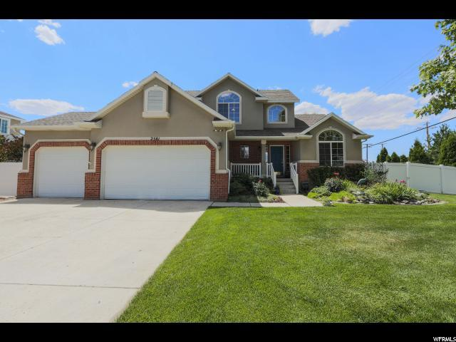 2581 Eaglecrest Dr, Lehi, UT 84043 (#1617987) :: Von Perry | iPro Realty Network