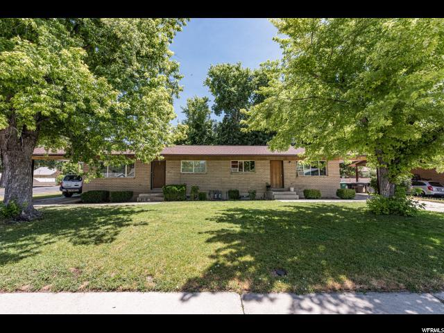 1188 N 850 W, Provo, UT 84604 (#1618002) :: Red Sign Team
