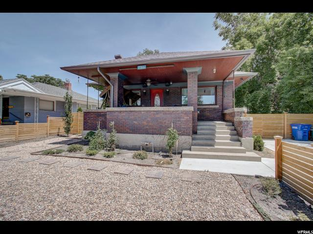 1213 S 700 E, Salt Lake City, UT 84105 (#1618007) :: RE/MAX Equity