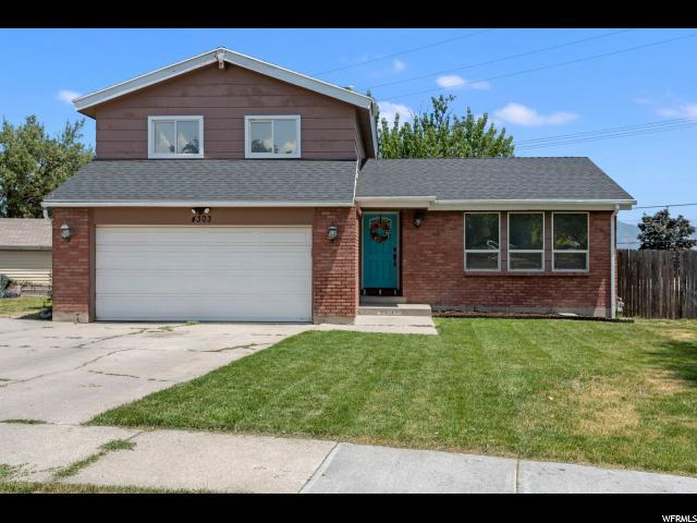 4303 S Stafford Way, West Valley City, UT 84119 (#1618020) :: Big Key Real Estate