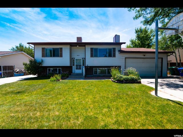 3805 W Kentucky Drive, West Jordan, UT 84084 (#1618023) :: Colemere Realty Associates