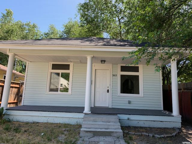 363 S Goshen St W, Salt Lake City, UT 84104 (#1618025) :: RE/MAX Equity