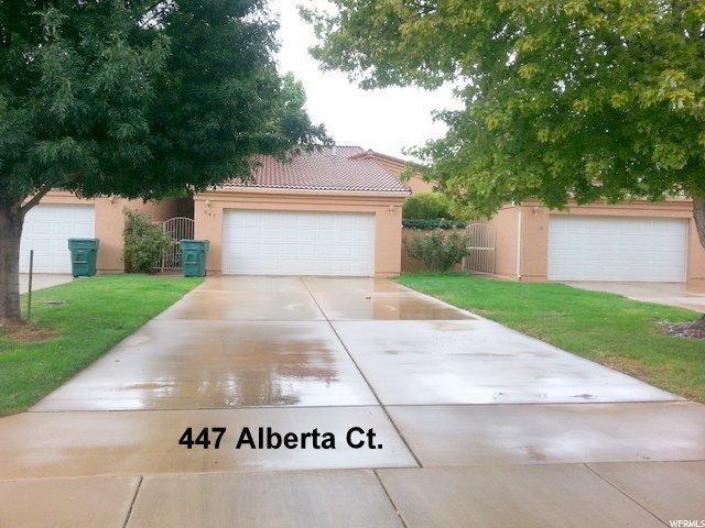 447 Alberta Ct, Moab, UT 84532 (#1618033) :: Red Sign Team