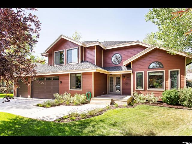 1622 Cutter Ln, Park City, UT 84098 (MLS #1618046) :: High Country Properties