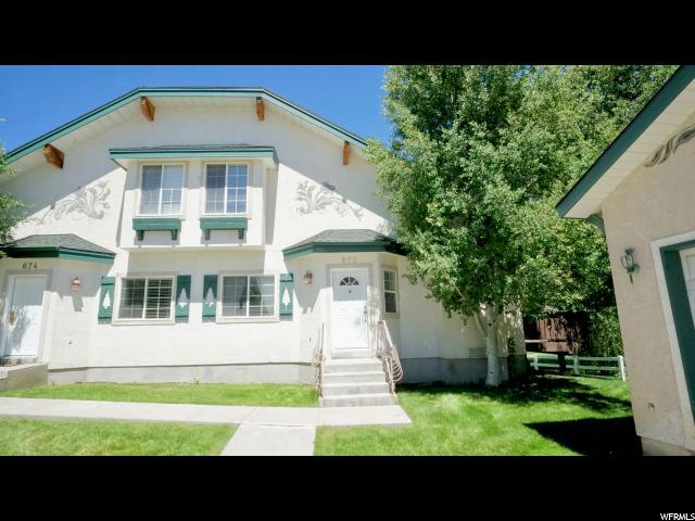 670 N 776 W, Midway, UT 84049 (#1618066) :: Red Sign Team