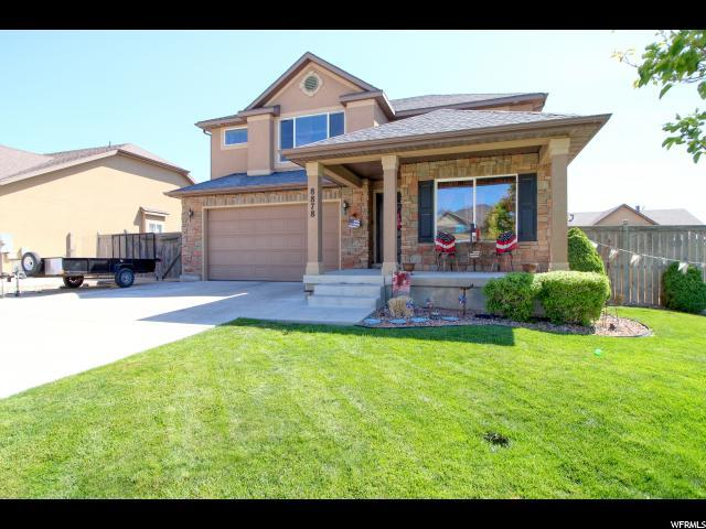 8878 N Franklin Dr, Eagle Mountain, UT 84005 (#1618068) :: Von Perry | iPro Realty Network