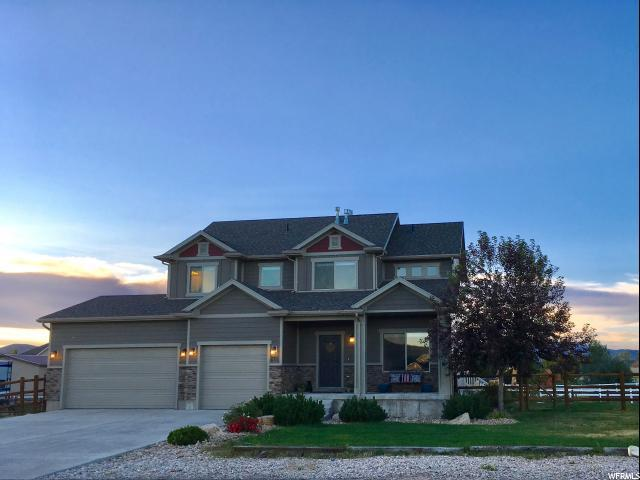 270 Scenic Heights Rd #13, Francis, UT 84036 (MLS #1618078) :: High Country Properties