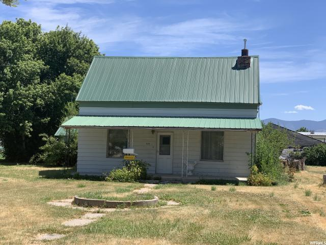 545 S 1ST E, Preston, ID 83263 (MLS #1618086) :: Lawson Real Estate Team - Engel & Völkers