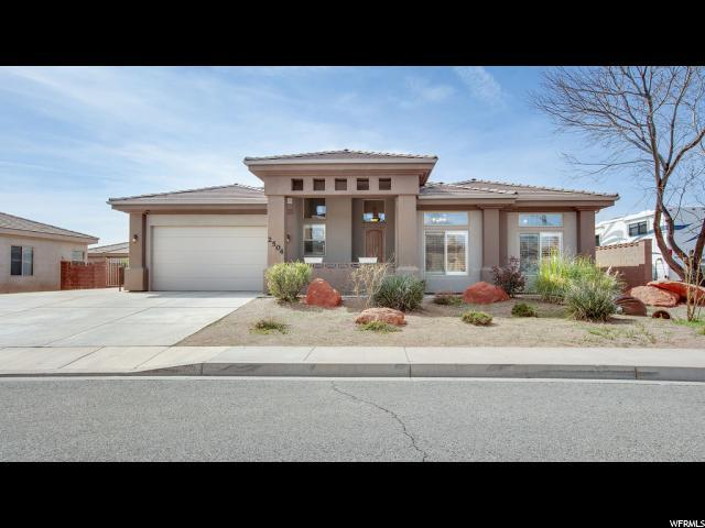 2504 E 50 S, St. George, UT 84790 (#1618095) :: Doxey Real Estate Group