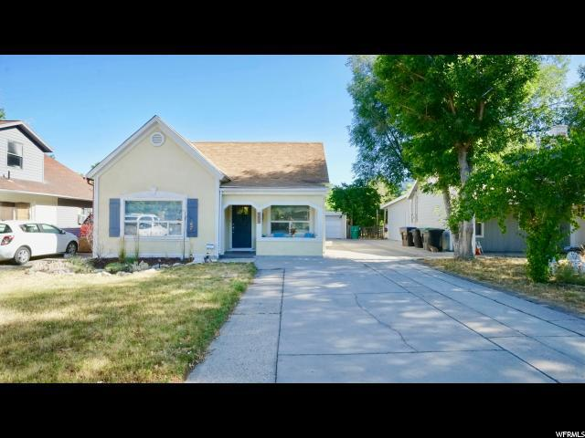 533 E 200 S, Provo, UT 84606 (#1618099) :: Big Key Real Estate