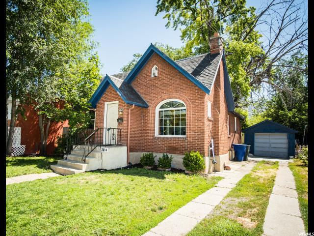 2814 Monroe Blvd, Ogden, UT 84403 (#1618103) :: Keller Williams Legacy