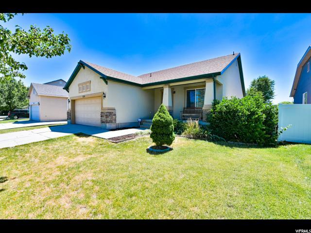 5131 W Eagle Rock Way, West Valley City, UT 84120 (#1618104) :: Big Key Real Estate