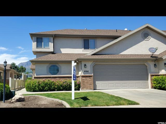 406 Jenny Ln, Pleasant View, UT 84414 (#1618108) :: Von Perry | iPro Realty Network