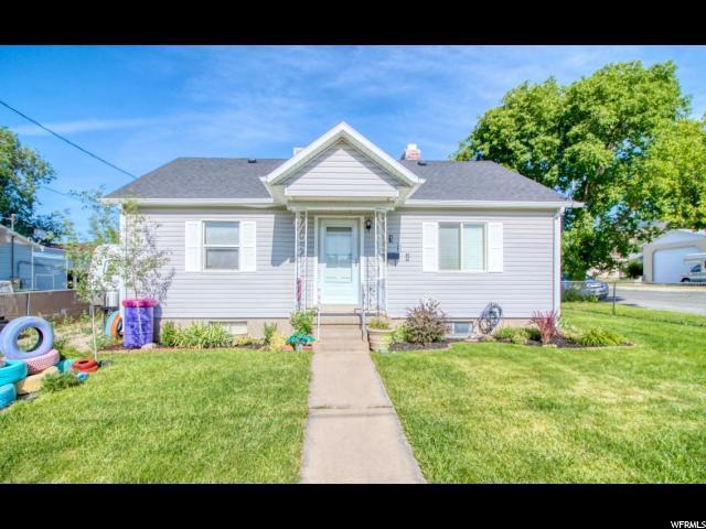 154 N 4TH ST St E, Tooele, UT 84074 (#1618109) :: Powerhouse Team | Premier Real Estate
