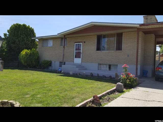 1427 W Alder Rd, Taylorsville, UT 84123 (#1618119) :: Exit Realty Success