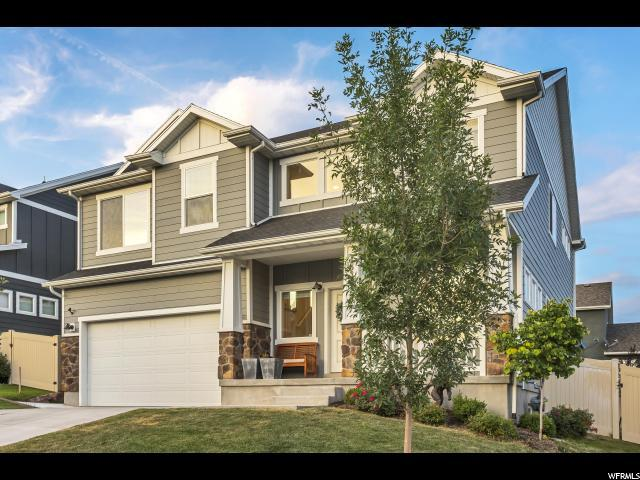 7832 N Copperbend, Eagle Mountain, UT 84005 (#1618124) :: Von Perry | iPro Realty Network