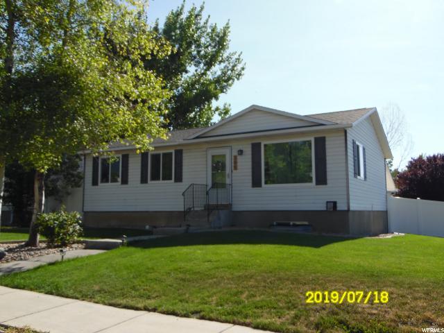 395 Landmark Dr, Tooele, UT 84074 (#1618132) :: Big Key Real Estate