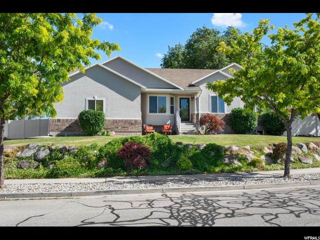 3331 W Olive Tree Cir S, West Jordan, UT 84088 (#1618137) :: Exit Realty Success