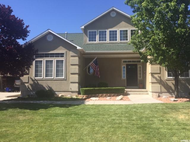 1548 Fiver Cir, Riverton, UT 84065 (#1618138) :: Big Key Real Estate