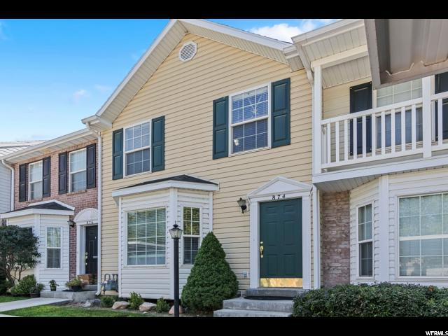 874 E Greenridge Ave S, Payson, UT 84651 (#1618140) :: Keller Williams Legacy