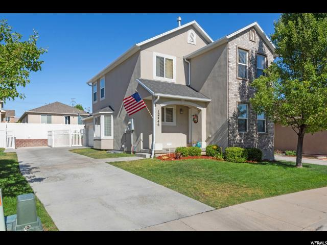 12446 S Mayan St W, Riverton, UT 84096 (#1618151) :: Big Key Real Estate