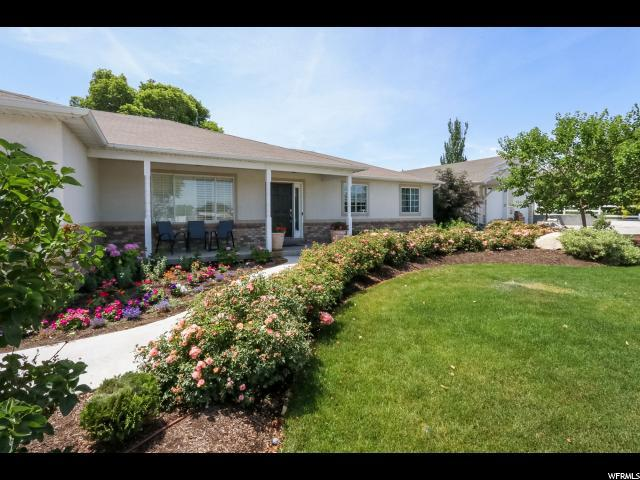 1649 Riverton Ranch Rd, Riverton, UT 84065 (#1618154) :: Big Key Real Estate