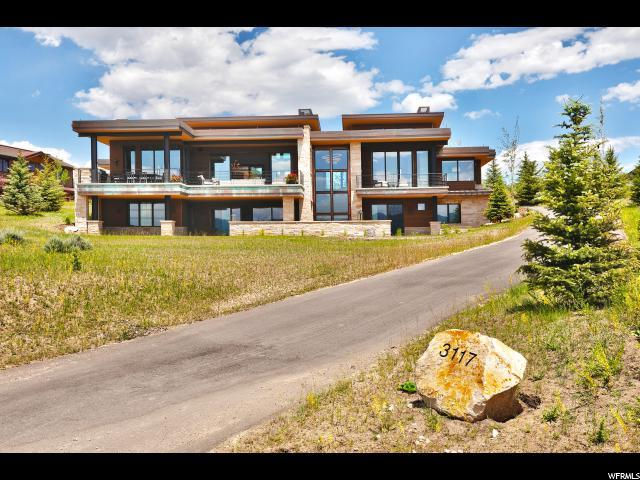 3117 Blue Sage Trl, Park City, UT 84098 (MLS #1618161) :: High Country Properties