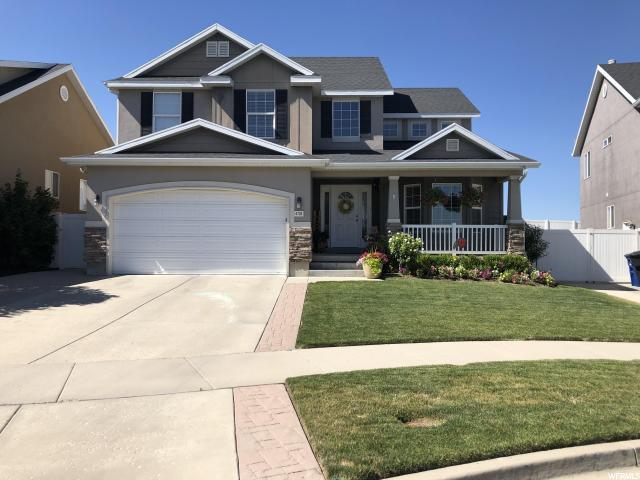 6732 W Sunset Maple Dr, West Jordan, UT 84084 (#1618168) :: Exit Realty Success