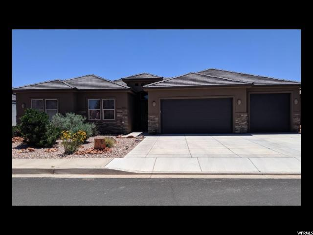4321 W 2700 S, Hurricane, UT 84737 (MLS #1618182) :: Lawson Real Estate Team - Engel & Völkers