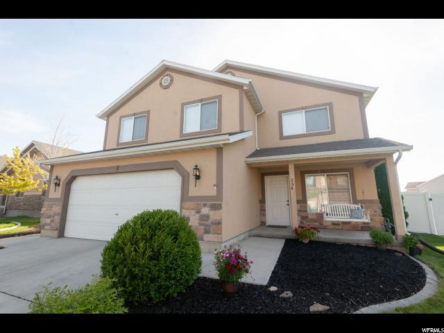 256 S Willow Reed, Lehi, UT 84043 (#1618200) :: Colemere Realty Associates