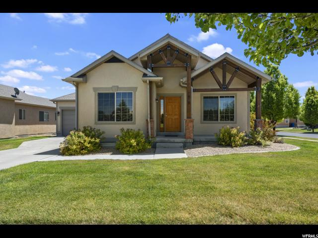 7979 S Ranch  House Dr W, West Jordan, UT 84081 (#1618216) :: Exit Realty Success