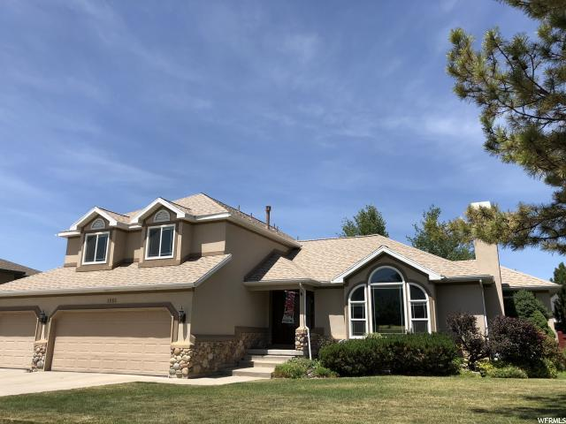 1885 E Ashley Valley Ln S, Sandy, UT 84092 (#1618231) :: Exit Realty Success