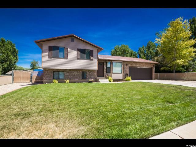 587 S 1900 W, Vernal, UT 84078 (#1618236) :: Exit Realty Success