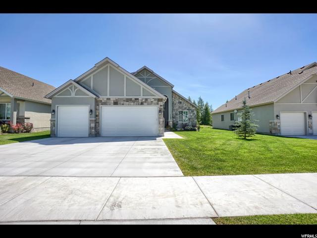 1188 N Canyon View Rd W, Midway, UT 84049 (#1618239) :: Exit Realty Success