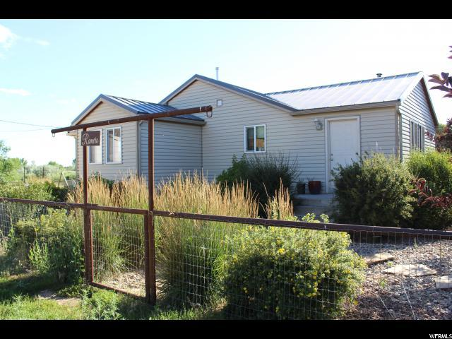 7960 E Hwy 40, Gusher, UT 84026 (#1618278) :: Big Key Real Estate