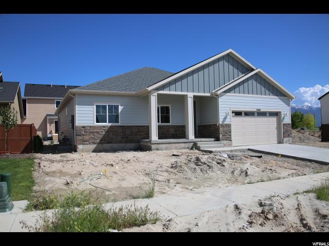 2302 E Ranch Hand Way N, Spanish Fork, UT 84660 (#1618287) :: Red Sign Team