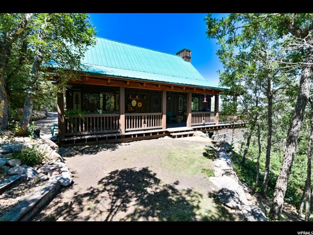 1629 W Canyon N #61, Midway, UT 84049 (MLS #1618292) :: High Country Properties