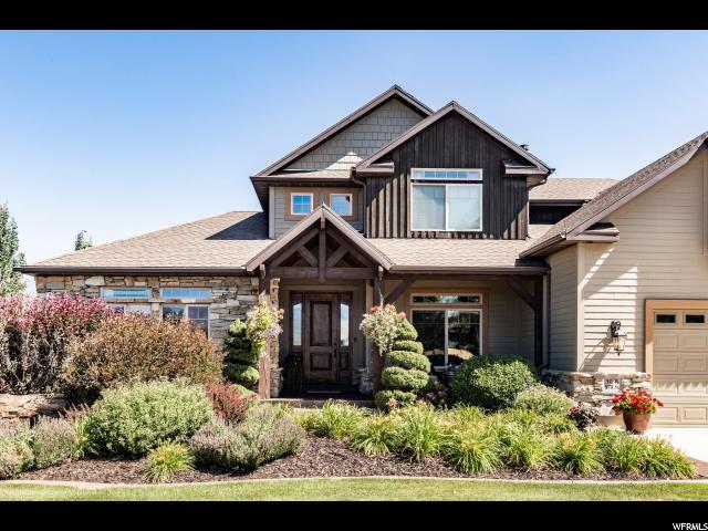 30 W 970 S, Midway, UT 84049 (#1618307) :: The Canovo Group