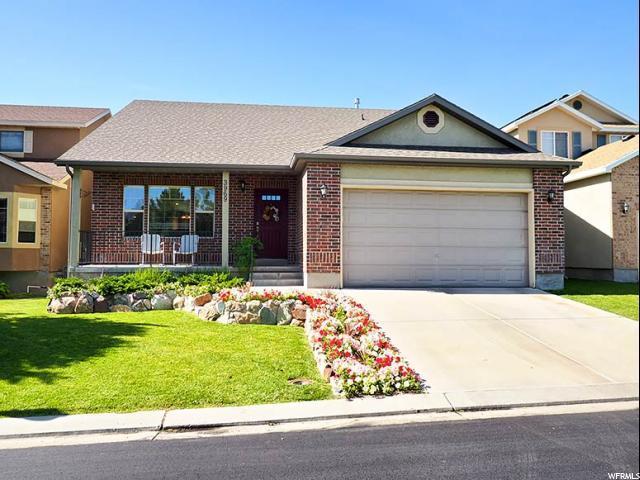 3969 W Cedar Wood Ln S, South Jordan, UT 84009 (#1618313) :: Powerhouse Team | Premier Real Estate