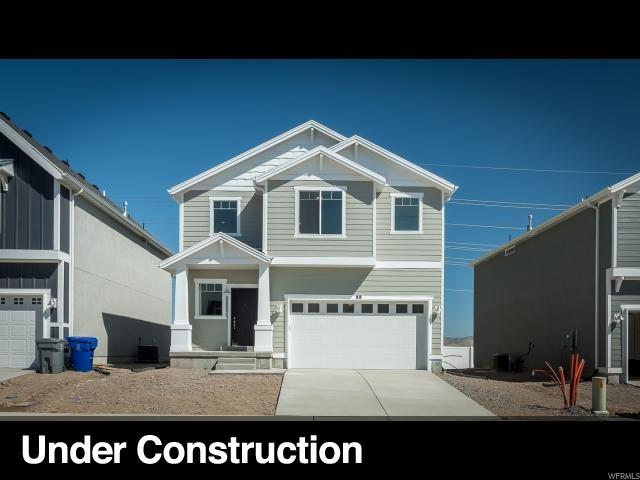 14853 S Pele Ln #402, Herriman, UT 84096 (#1618323) :: The Fields Team