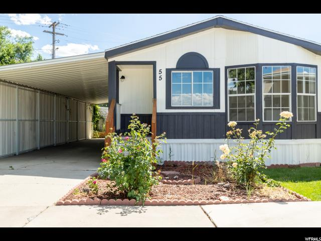 150 W 7500 S #55, Midvale, UT 84047 (MLS #1618336) :: Lawson Real Estate Team - Engel & Völkers