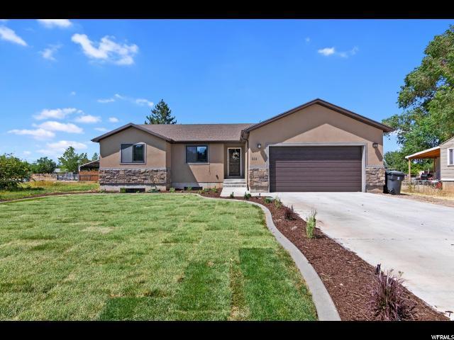 219 E 200 N, Santaquin, UT 84655 (MLS #1618340) :: Lawson Real Estate Team - Engel & Völkers